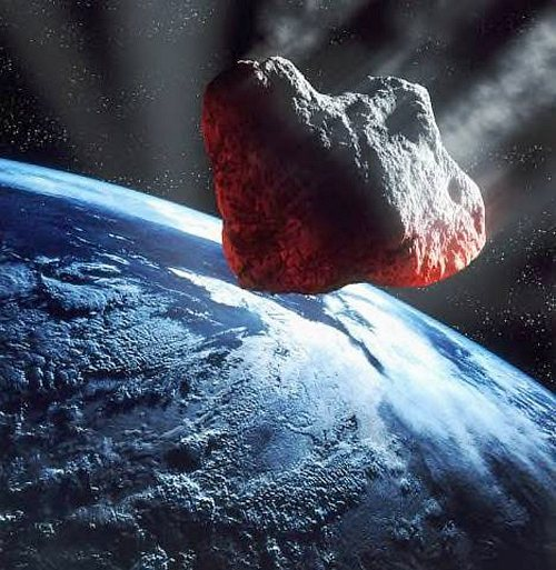 Конец света из космоса