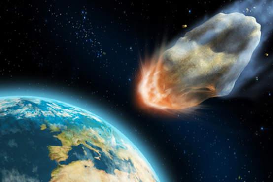 Конец света: астероидная защита