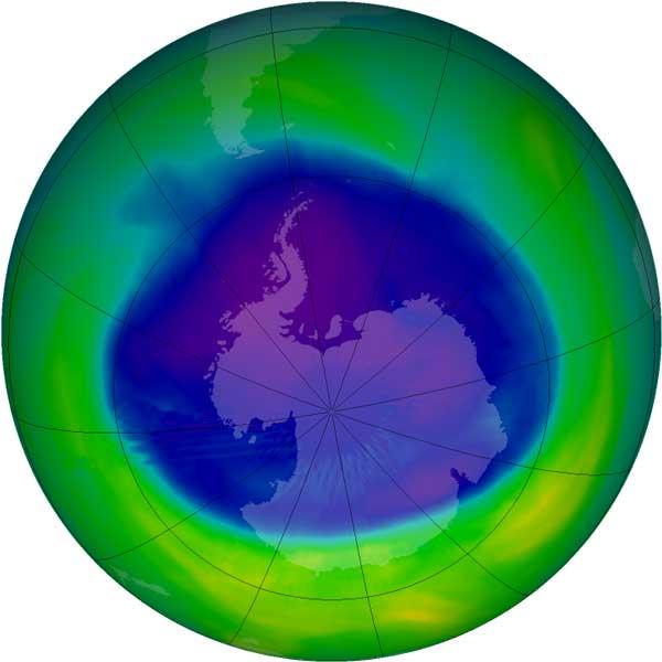 Конец света от озоновой дыры