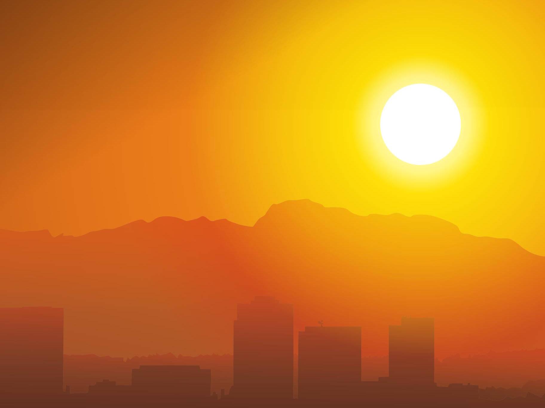 Конец света от жары