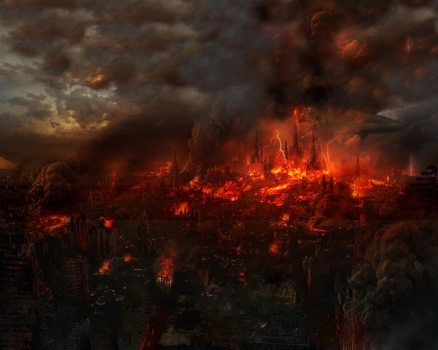 Как он произойдет - конец света?