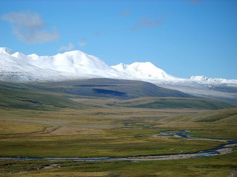 Конец света 2012: спасение на плато Укок