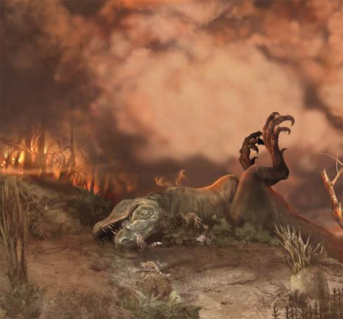 Конец света 60 миллионов лет назад