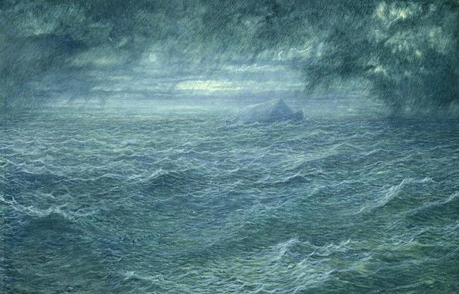 Новый потоп