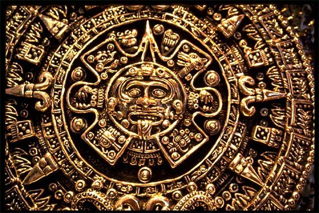Конец света 2012 - календарь майя