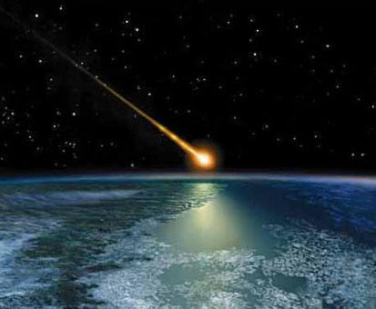 Конец света и столкновение с астероидом