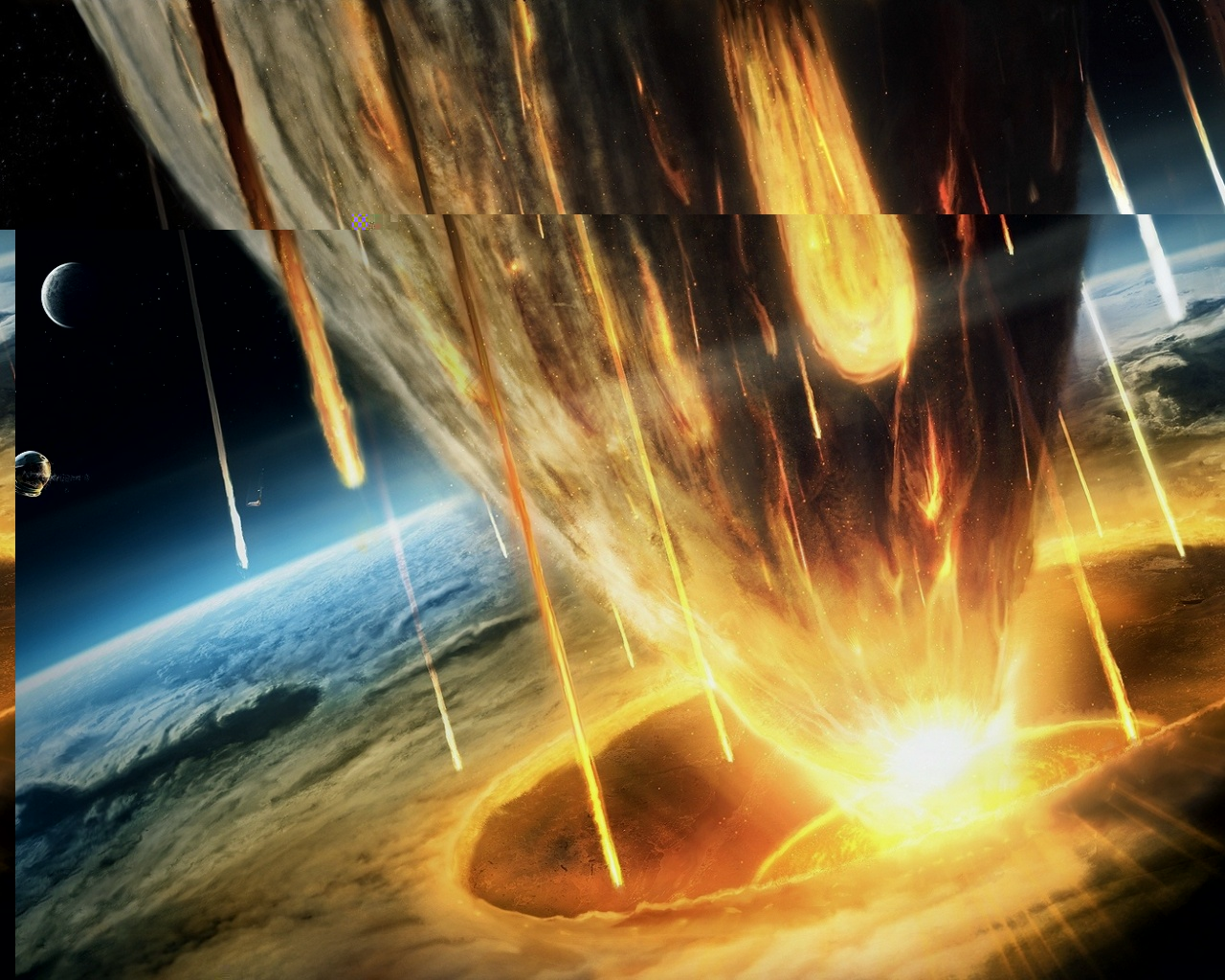 Конец света: большой астероид летит к Земле