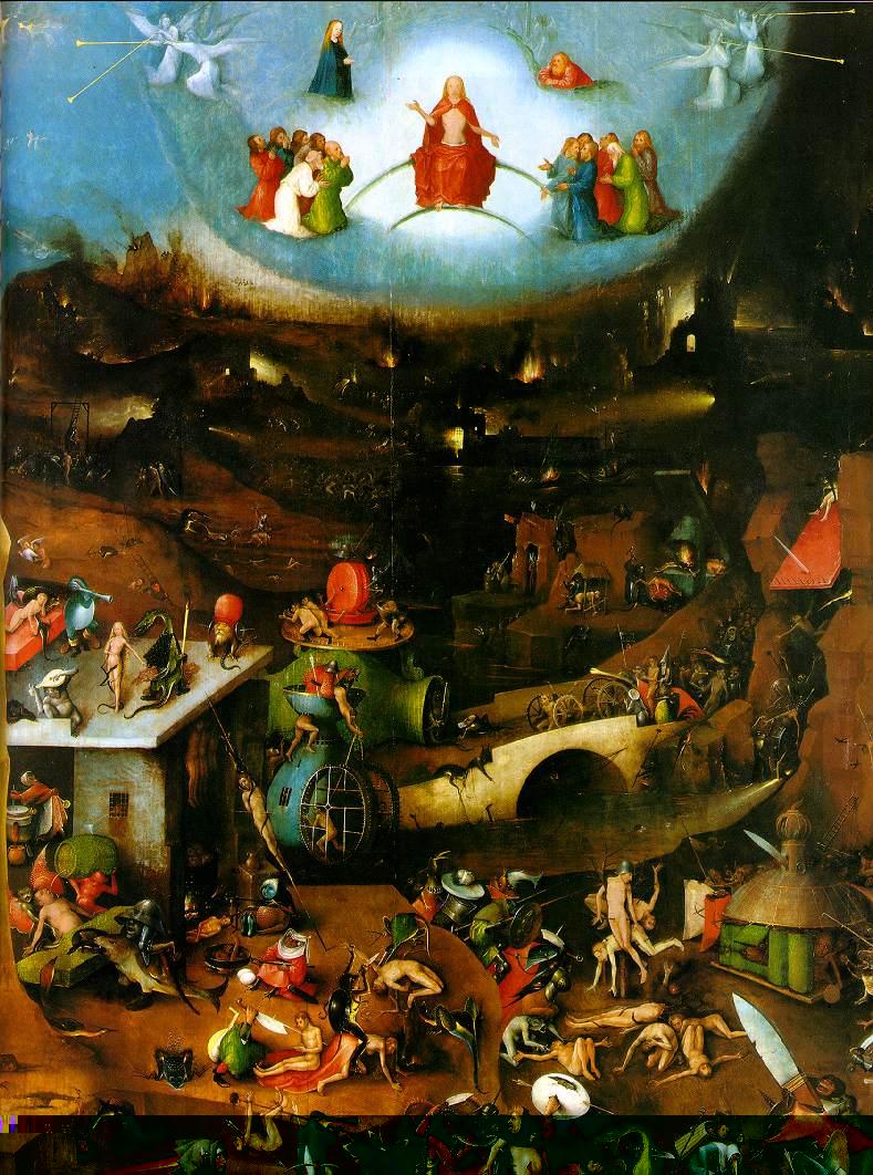 Конец света по Библии - последние дни человечества