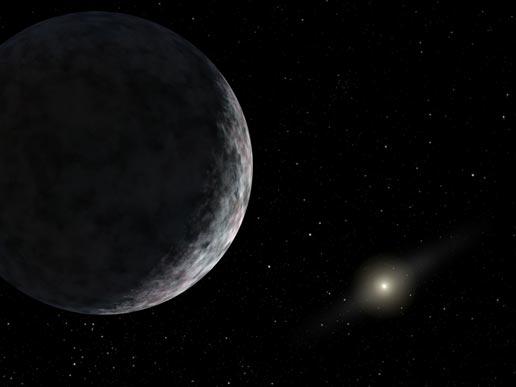 Антиземля - планета Глория